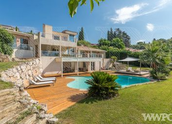 Thumbnail 6 bed detached house for sale in Nice, Provence-Alpes-Cote Dazur, France
