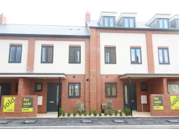 Thumbnail 3 bed mews house for sale in Primrose Terrace, St. Michaels Street, Shrewsbury
