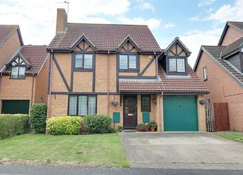 Thumbnail 4 bedroom detached house for sale in Nursery Gardens, St. Ives, Huntingdon