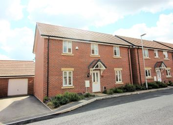 Thumbnail 4 bedroom detached house for sale in Shuter Grove, Swindon