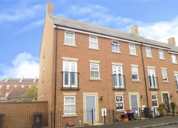 Thumbnail 4 bed end terrace house for sale in Wharncliffe Street, Swindon
