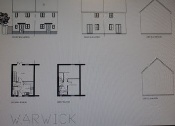 Thumbnail 2 bed semi-detached house for sale in Nant Seren, Church Village, Pontypridd