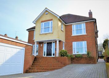 Thumbnail 5 bedroom detached house for sale in Eythorne Road, Shepherdswell, Dover