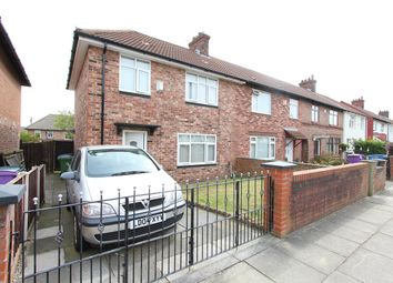 Thumbnail 3 bedroom town house for sale in Pollard Road, Wavertree, Liverpool