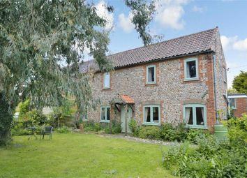 Thumbnail 3 bedroom cottage for sale in Pollard Street, Bacton, Norwich
