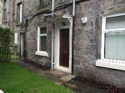 Thumbnail 1 bed flat to rent in Main Street, Bridge Of Weir