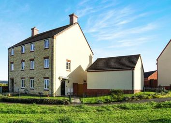 Thumbnail 3 bed semi-detached house for sale in Harrolds Close, Dursley, Gloucestershire