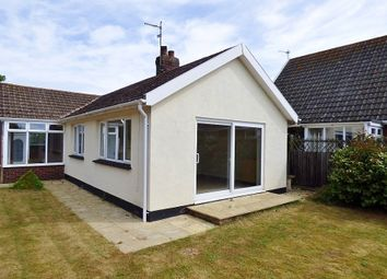 Thumbnail 2 bedroom detached bungalow for sale in Meadow Road, Oulton
