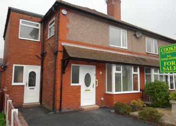 Thumbnail 3 bed semi-detached house for sale in Brookfield Street, Leigh