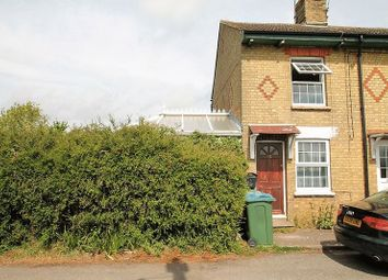 Thumbnail 2 bed terraced house to rent in Horton Road, Slapton, Leighton Buzzard