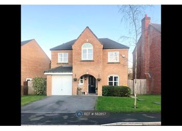 Thumbnail 4 bed detached house to rent in Haworth Road, Chorley