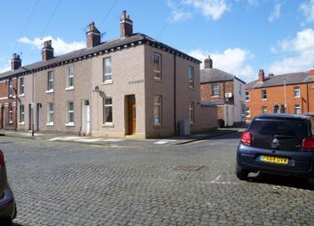 Thumbnail 2 bed end terrace house to rent in 2 Melrose Terrace, Carlisle