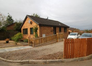 Thumbnail 2 bed detached bungalow for sale in Moray Park Avenue, Culloden