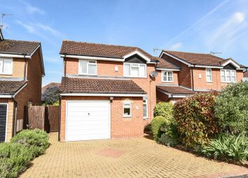 Thumbnail 3 bed detached house for sale in Gibson Close, Abingdon
