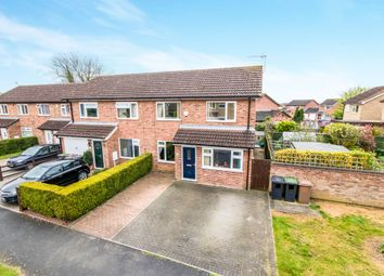 Thumbnail 3 bed semi-detached house for sale in Southfields, Sleaford