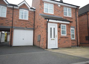 Thumbnail 4 bed mews house to rent in Sunnymill Drive, Sandbach