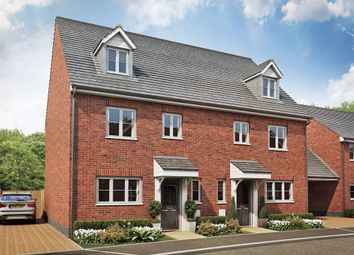 "Thumbnail 3 bedroom semi-detached house for sale in ""The Leicester"" at Folly Lane, Hockley"
