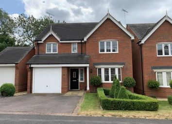 4 bed detached house for sale in Ridge End Drive, Burton On Trent, Staffordshire DE13