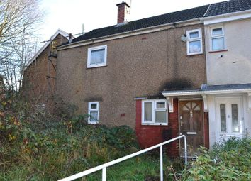 2 bed terraced house for sale in Penplas Road, Blaenymaes, Swansea SA5