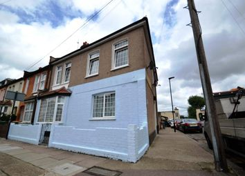 Thumbnail 1 bed flat for sale in Leigh Road, East Ham