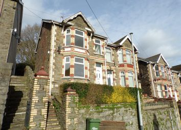 Thumbnail 4 bed property for sale in Pantyresk Road, Abercarn, Newport