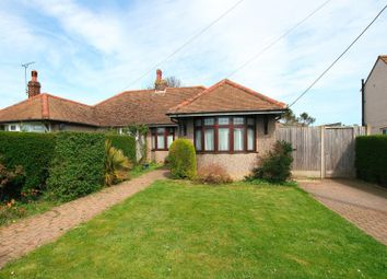 Thumbnail 4 bed semi-detached bungalow for sale in Herne Bay Road, Sturry, Canterbury