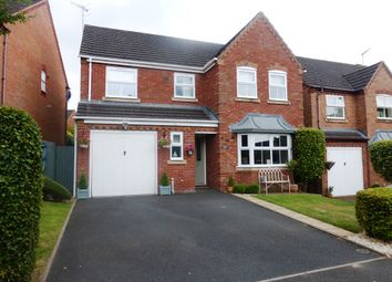 Thumbnail 4 bed detached house for sale in Pembroke Place, Warndon, Worcester