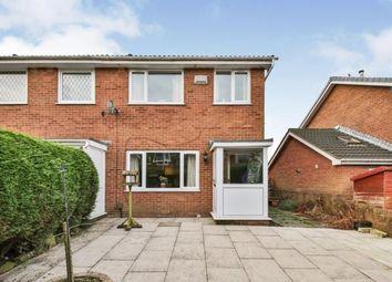 Thumbnail 3 bed semi-detached house for sale in Harrow Close, Padiham, Burnley, Lancashire