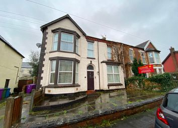 Thumbnail 4 bed semi-detached house for sale in Molineux Avenue, Liverpool
