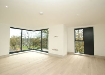 Thumbnail 2 bed flat for sale in Cavendish House, Queens Road, Hersham, Walton-On-Thames, Surrey