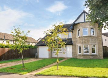 Thumbnail 4 bed detached house for sale in Borrows Gate, Stirling, Stirling