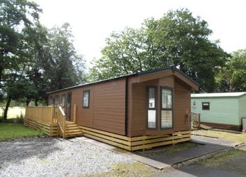 Thumbnail 2 bedroom mobile/park home for sale in Sedbergh, Cumbria, United Kingdom