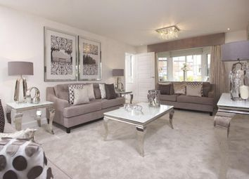 "Thumbnail 5 bed detached house for sale in ""Warwick"" at Saxon Court, Bicton Heath, Shrewsbury"
