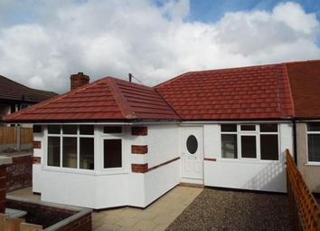 Thumbnail 3 bed semi-detached bungalow to rent in Park Drive, Carmel, Holywell