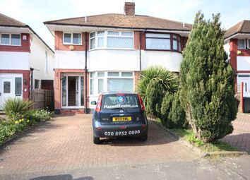 Thumbnail 3 bed semi-detached house for sale in Stanford Road, Luton