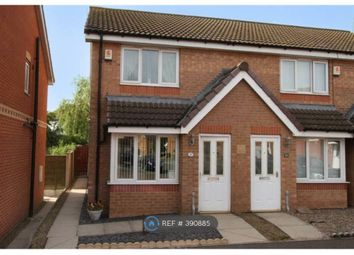 Thumbnail 2 bed end terrace house to rent in Malvern Drive, Rotherham