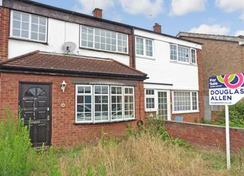Thumbnail 3 bed terraced house for sale in Flamingo Walk, Hornchurch, Essex