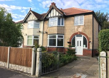 Thumbnail 3 bed semi-detached house to rent in Cleveleys Avenue, Thornton Cleveleys