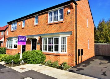 Thumbnail 3 bed semi-detached house for sale in Longridge Drive, Bootle