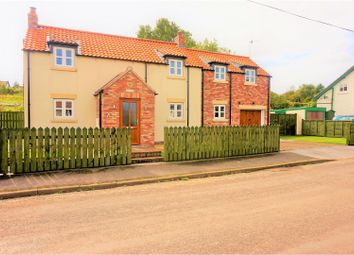 Thumbnail 3 bed detached house for sale in St. Helens Lane, Reighton Near Filey