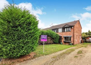 3 bed semi-detached house for sale in Elsham Crescent, Lincoln LN6