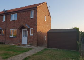 Thumbnail 2 bed end terrace house for sale in Cushing Drive, Little Snoring