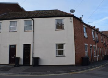 Thumbnail 1 bed terraced house to rent in Queen Street, Bridgwater