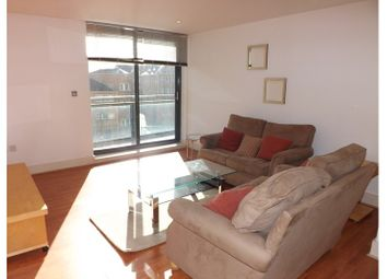 Thumbnail 1 bed flat to rent in Galaxy Building, 5 Crews Street, London