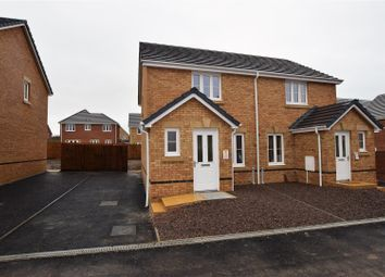 Thumbnail 2 bed semi-detached house to rent in St Illid's Meadow, Llanharran