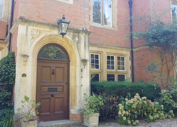 Thumbnail 3 bed flat to rent in Charters Road, Sunningdale, Ascot