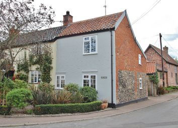Thumbnail 1 bed cottage for sale in Bardwell, Bury St Edmunds, Suffolk