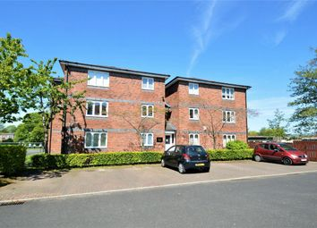 Thumbnail 2 bed flat for sale in Bronte House, Keats Drive, Macclesfield, Cheshire