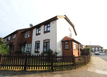 Thumbnail 3 bed end terrace house for sale in Chatsworth Road, Dartford, Kent