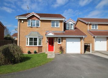 Thumbnail 4 bedroom detached house for sale in Epsom Way, Wrexham